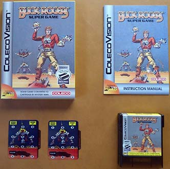 Buck Rogers Super Game - Tam Pixelboy
