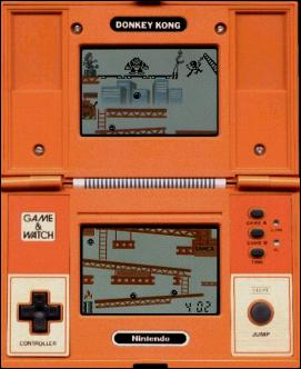 Donkey Kong-Game & Watch