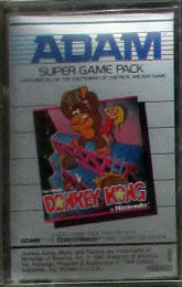 Adam Super Game Pack