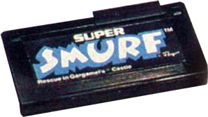 Super Smurf-Wafer-Super Game Module